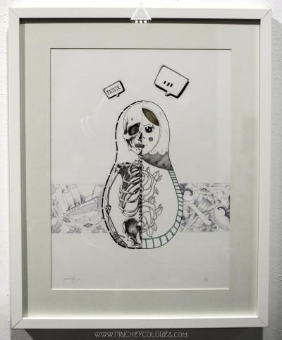 ·eskeletrioska·