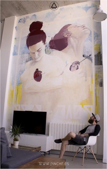 Mural de pinche
