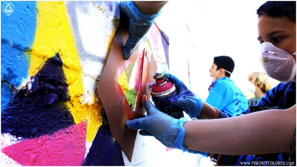 curso graffiti mural profesional