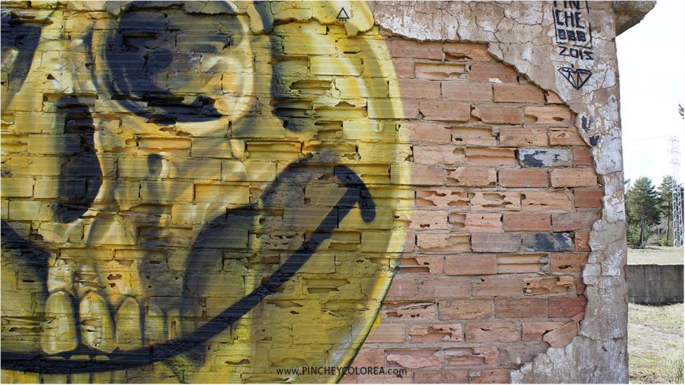 graffiti Smile by pinche